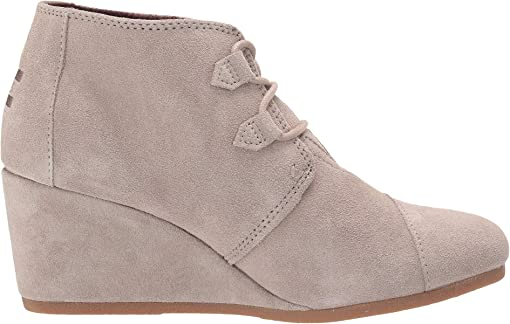 Desert Taupe Suede