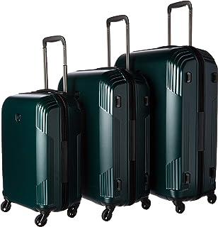 Traveler's Choice Riverside Premium Ultra-Lightweight Polycarbonate Hardside Luggage with Spinner Wheels, TSA Lock