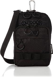 [アウトドアプロダクツ] ショルダーバッグ ハニカムリップ ショルダーベルト脱着可能 バッグインバッグ