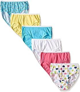 سروال داخلي للفتيات الصغار من 6 قطع من هانز