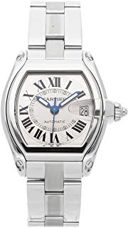 Roadster Mechanical (Automatic) Silver Dial Mens Watch W62000V3 (Certified Pre-Owned)