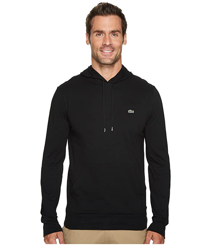 7736336c6b Lacoste Jersey T-Shirt Hoodie | Zappos.com
