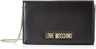 02e7e3b578 Love Moschino Borsa Metallic Pu, Tracolla Donna, 14x6x22 cm (W x H x