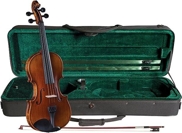 Amazon.com: Cremona SV-500 Premier Artist Violin Outfit - 4/4 Size: Musical Instruments
