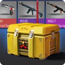 Guns Case Simulator