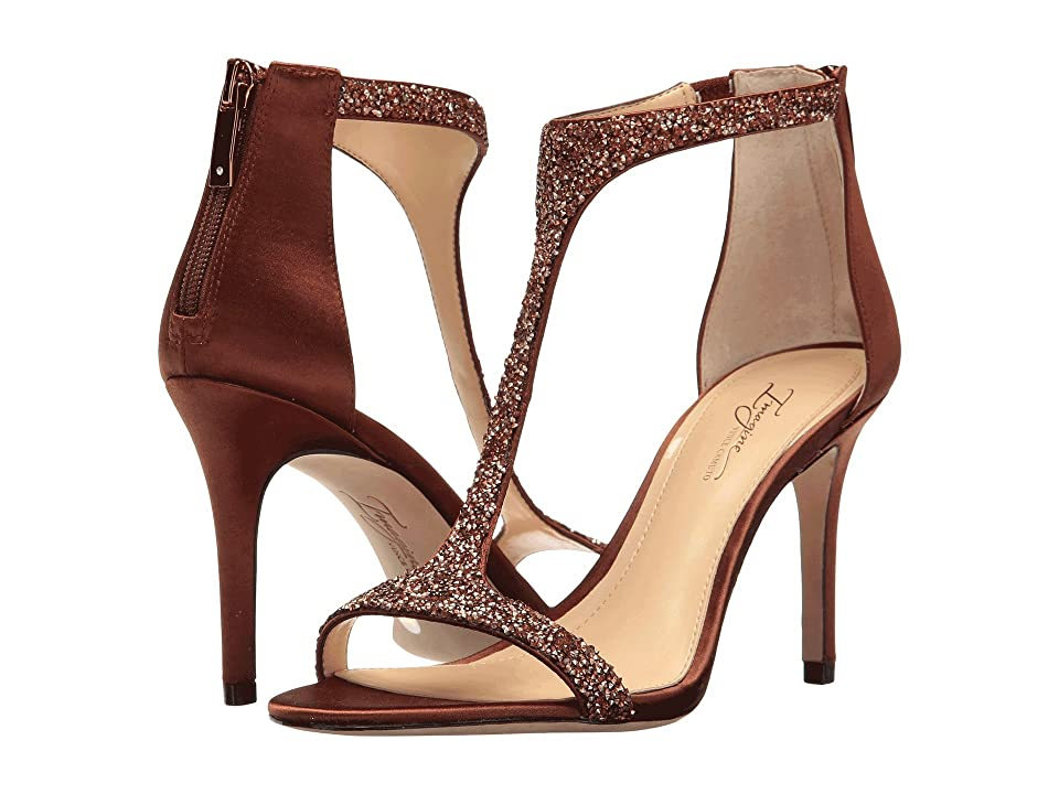 Imagine Vince Camuto Phoebe (Bronze Crystal/Delux Satin) Women