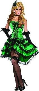 Forum Women's Emerald Saloon Girl Costume