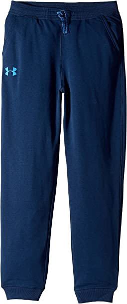 Under Armour Kids Cotton French Terry Joggers (Big Kids)