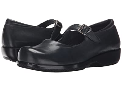 SoftWalk Jupiter (Navy Soft Leather) Women
