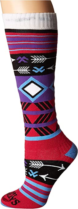 Primitive Pop Mid Volume Socks