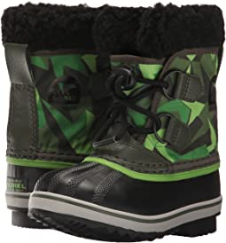 SOREL Kids - Yoot Pac Nylon Print (Toddler/Little Kid)