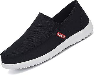 Mishansha Espadrilles Homme Chaussure Loafers Été