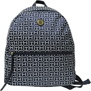 Tommy Hilfiger Women's Backpack (Navy Blue)