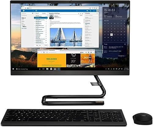 Lenovo IdeaCentre A340 21.5-inch Full HD IPS All-in-One Desktop (10th Gen Intel Core i3/8GB/1TB HDD/Windows 10/Integr...