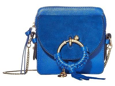 See by Chloe Joan Camera Bag (Absolute Blue) Handbags