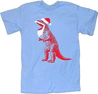 The Last Man on Earth Santa T-Rex T-Shirt