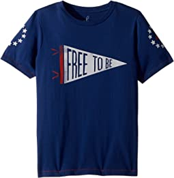 PEEK Free to Be Tee (Toddler/Little Kids/Big Kids)