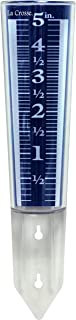 Lacrosse La Crosse 704-1531 12 inch Plastic Rain Gauge with Easy Read Design