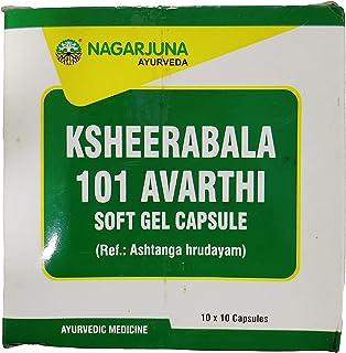 Nagarjuna Kerala Ksheerabala 101 Avarthi 100 Tab x Pack van 1