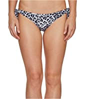 Vince Camuto - Animal Side Tie Bikini Bottom
