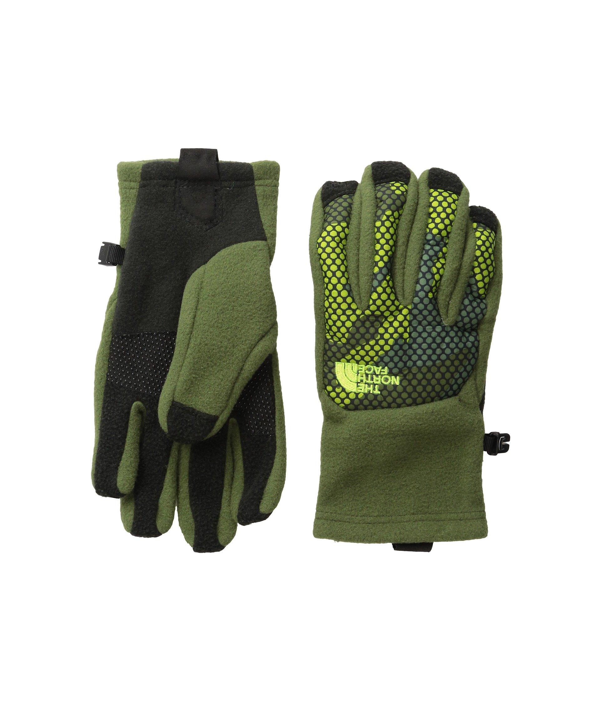 Guantes para Niña The North Face Kids Denali Etip Gloves (Big Kids)  + The North Face en VeoyCompro.net