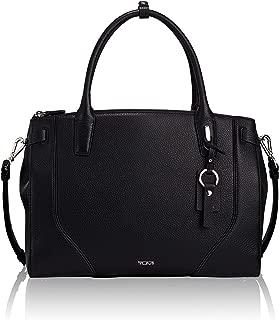 TUMI - Stanton Kiran Leather Laptop Tote - 13 Inch Computer Bag for Women - Black