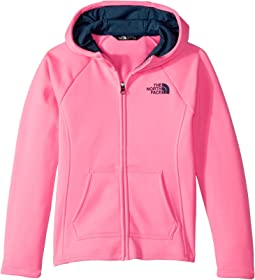The North Face Kids Surgent 2.0 Full Zip Hoodie (Little Kids/Big Kids)