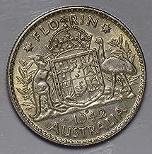 1942 australia florin