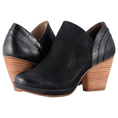 Dansko Marcia (Black Burnished Nubuck) Women