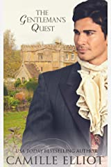 The Gentleman's Quest: inspirational historical romance (Journeys of the Heart Book 1) Kindle Edition