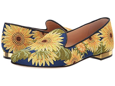 Charlotte Olympia Sunflower Loafer
