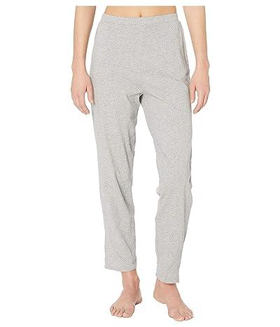 Skin Organic Cotton Jenelle Ankle Pants (Heather Grey) Women
