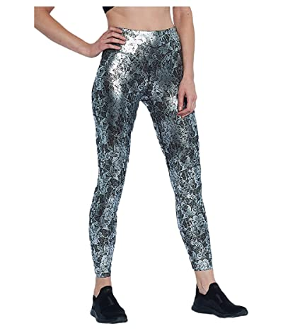Heroine Sport Lace Leggings (Platinum Lace) Women