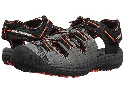 New Balance Appalachian Sandal (Black/Orange) Men
