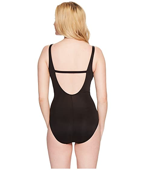 Cheap Sale Newest Reliable For Sale Magicsuit Solids Suzette One-Piece Black Cheap Sale Amazing Price lEUexT7geZ