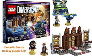 New Fantastic Beasts Bundle - Fantastic Beasts Story Pack & Lego Dimensions Limited Gift Set