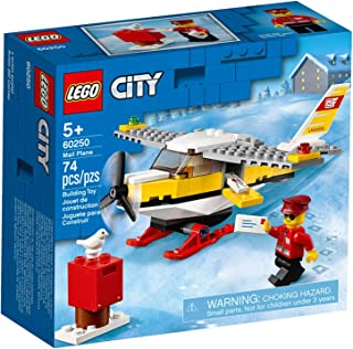 LEGO City Great Vehicles Mail Plane for age 5+ years old 60250