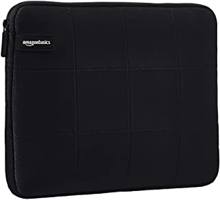 "AmazonBasics 11.6"" Urban Laptop Sleeve Case - Black"