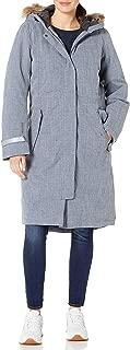 Helly Hansen Vidda Waterproof Windproof Breathable Long Parka Coat Jacket Removable Faux Fur Trim