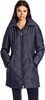 Best anne klein single-breasted maxi coat Reviews