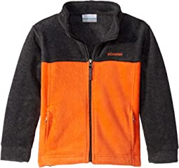 Charcoal Heather/Tangy Orange/Grill