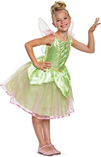 Disney Tinker Bell Classic Girls' Costume