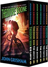 Theodore Boone 6-Book Box Set