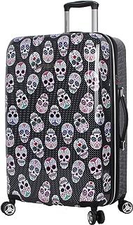 Best black skull luggage Reviews