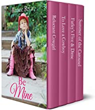 Be Mine: Cowgirl Love Stories Christian romances