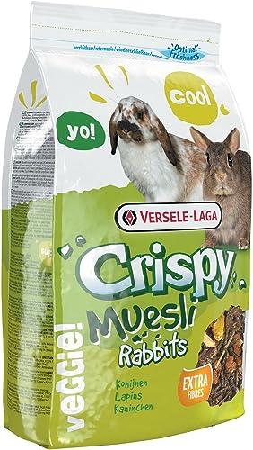 Versele Laga Rabbits Crispy Muesli (2.7 Kg, Multicolor)