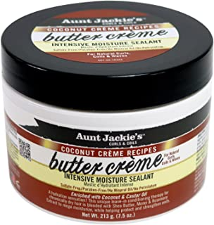 Aunt Jackie's Flaxseed Collection Coconut Creme Butter Creme