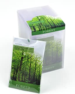 Touch of Nature 12-Piece Scented Sachet Displayer Box, 10gm, Forest