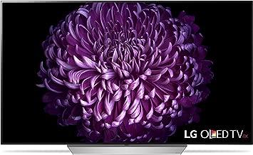 LG Electronics OLED65C7P 65-Inch 4K Ultra HD Smart OLED TV (2017 Model)
