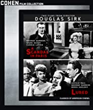 TWO FILMS BY DOUGLAS SIRK DOUBLE FEATURE
